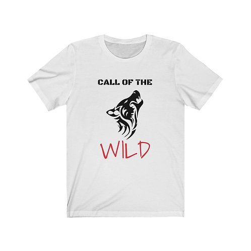 'Call Of The Wild' Women's Jersey Short Sleeve Tee