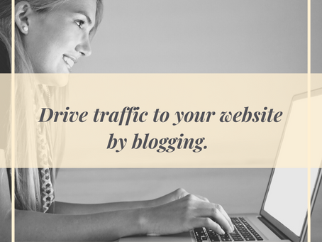 3 Reasons You Should Be Blogging