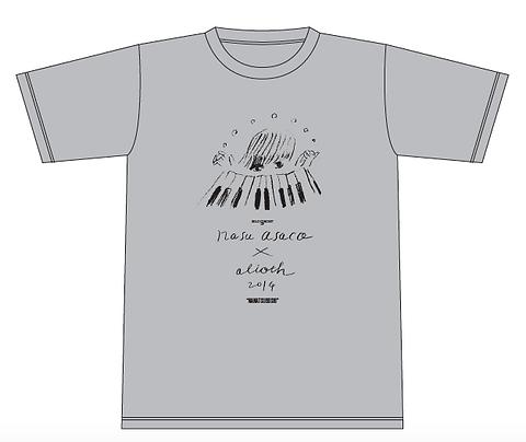 アリオトコラボグッズ・ Tシャツ