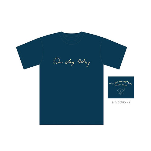 """On My Way"" Tシャツ"