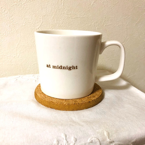 真夜中のスープカップ