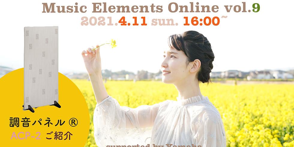 Music Elements Online vol.9