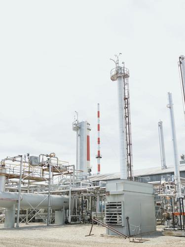Accelerating a novel gas separation technology commercialisation through successful pilot partnerships