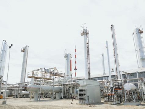 Курс на газогенерацию