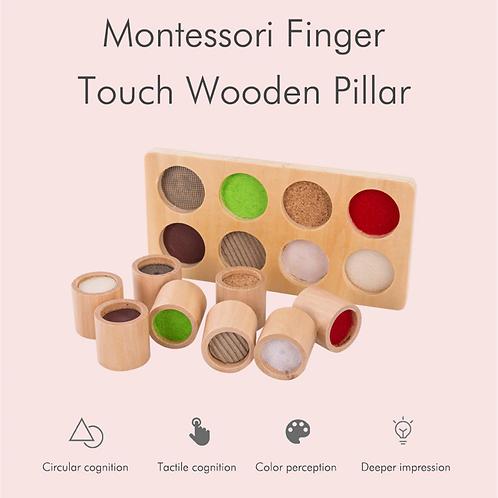 Baby Wooden Montessori Sensory Toy