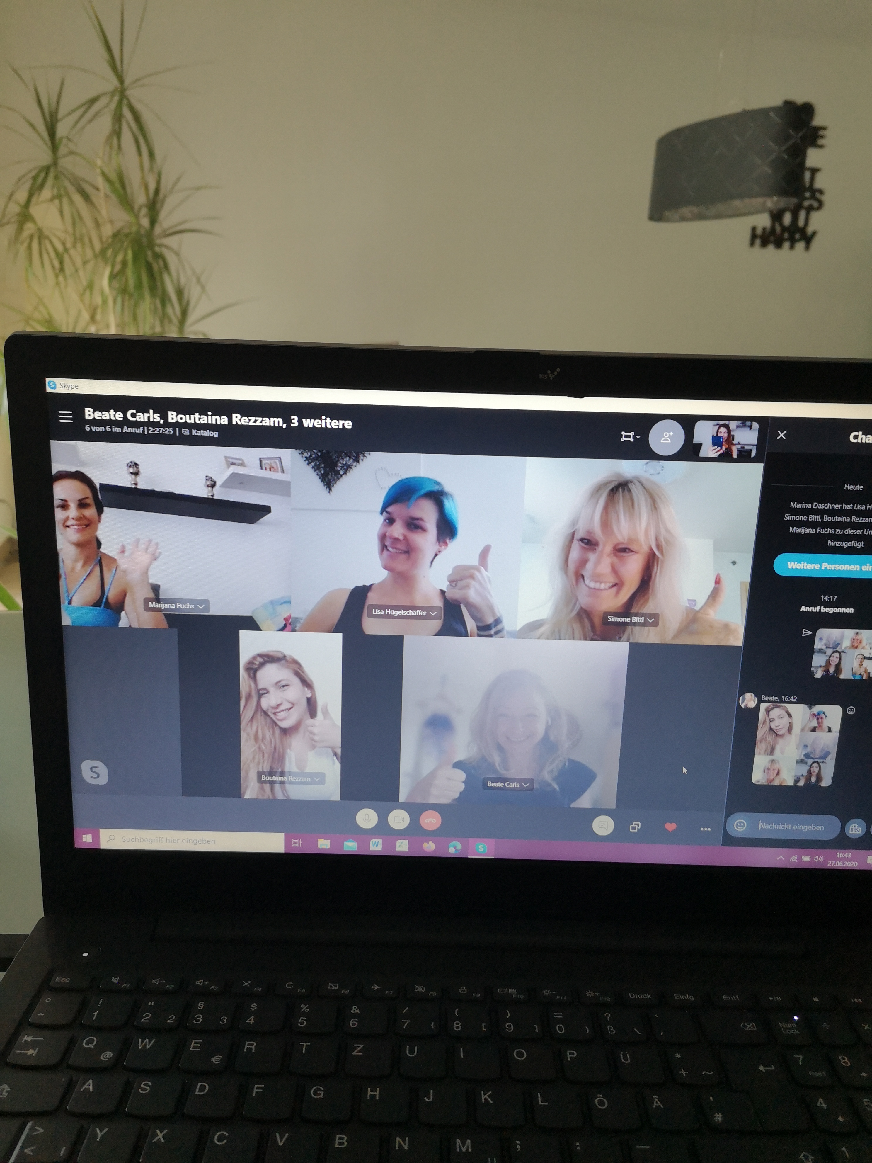 Model-Insider-Tipp-Tag via Skype 27