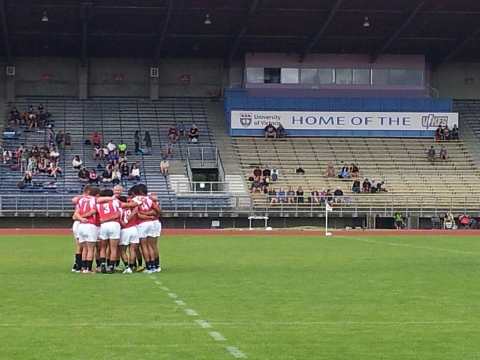 EIRA v Upright Rugby