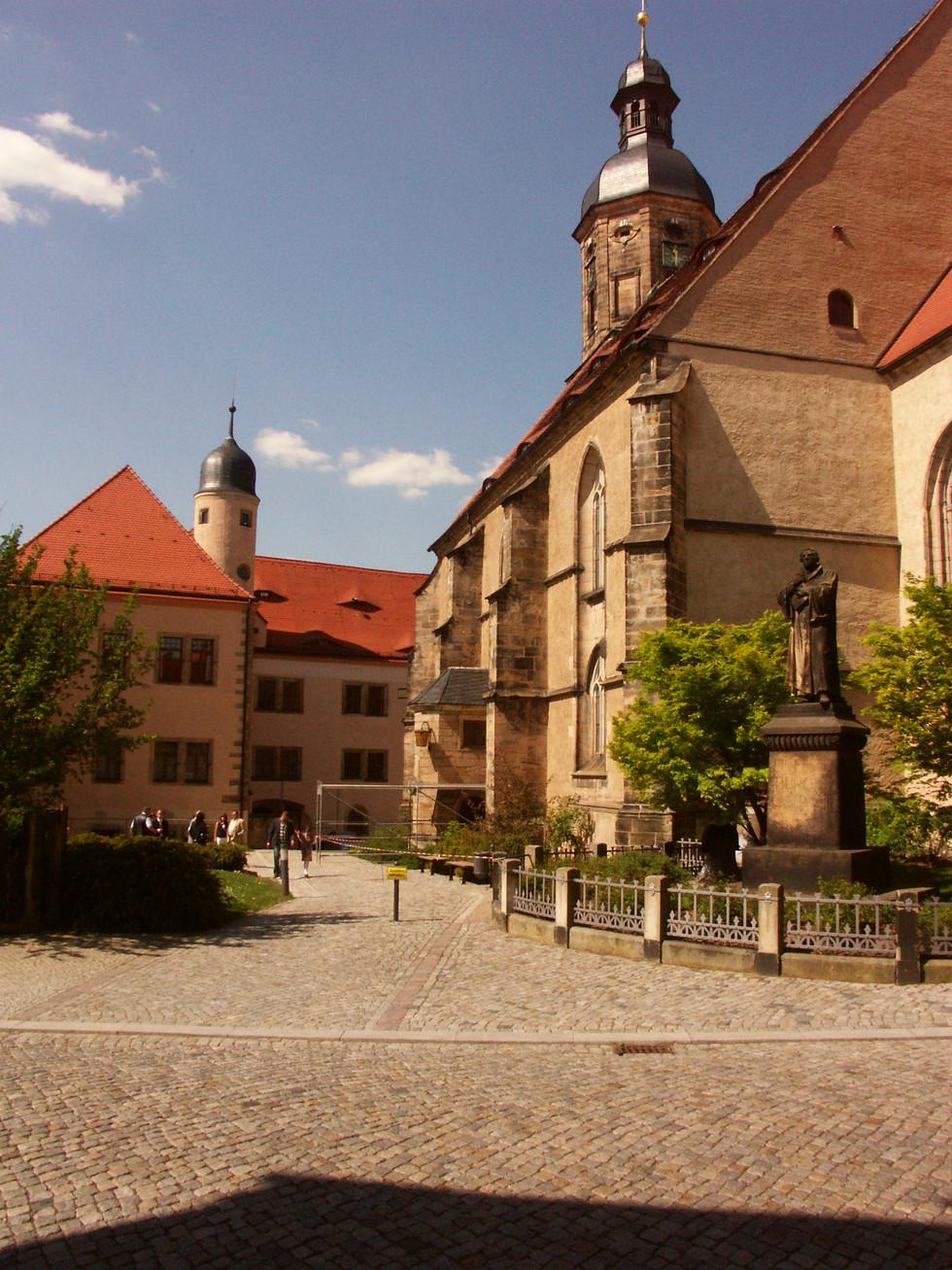 Stadtkirche, Konfirmation 03.05.2009