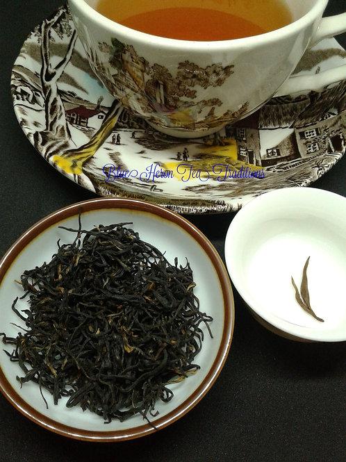 Keemun Mao Feng tea at Blue Heron Tea Traditions