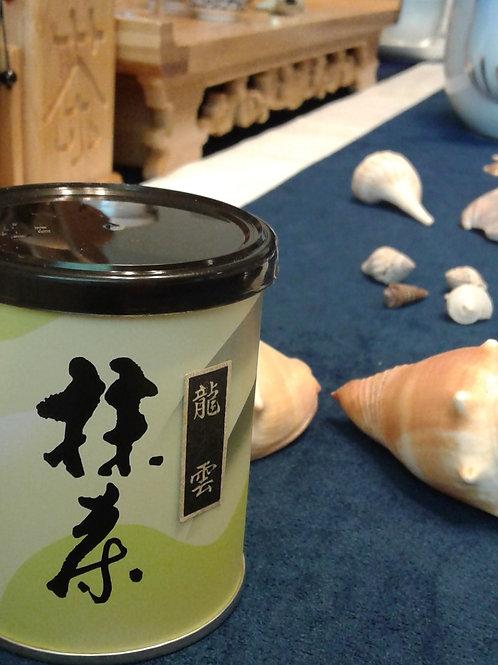 Matcha Ryu-un at Blue Heron Tea Traditions