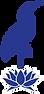 Blue Heron Tea Logo