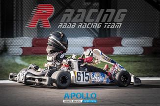 Gepardenschnell: A-Pollo ist ein Sponsorpartner des Raab-Racing-Teams