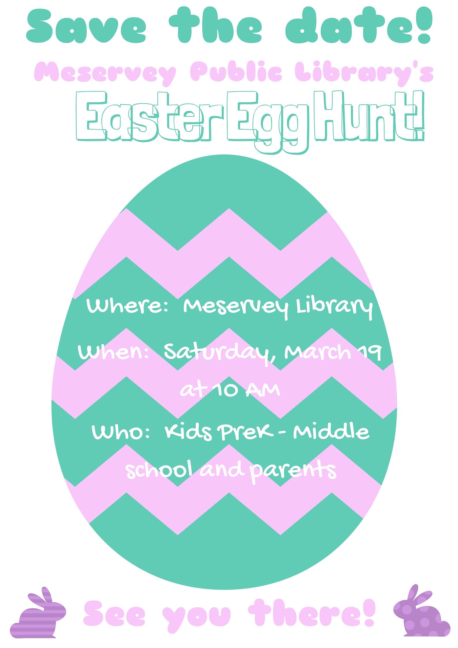 Easter Egg Hunt 2016