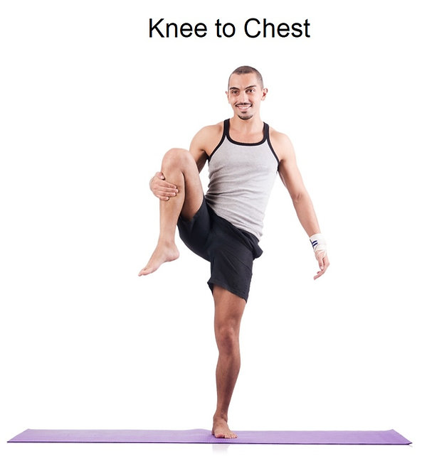 shutterstock_1018972000 - Knee to Chest.