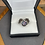 Thumbnail: Sterling Opal ring, size 5.5