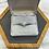 Thumbnail: 14k halo diamond ring .95 ctw