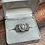 Thumbnail: 14k white gold engagement ring, 1.5 ctw