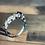 Thumbnail: 10k sapphire ring