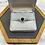 Thumbnail: 14k 1.81 ct Ruby and diamond halo ring