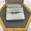 Thumbnail: 18k 1.5 ct diamond princess cut ring