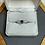 Thumbnail: 14k teal sapphire ring, size 8.25