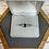 Thumbnail: Platinum sapphire ring, size 5 3/4