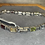 "Thumbnail: Sterling colored cz tennis bracelet, 7"""