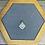 Thumbnail: 10k diamond pendant .10 ctw
