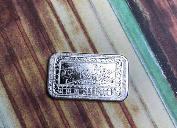 Mother Lode New Orleans 1oz Silver Bar