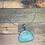 Thumbnail: Sterling turquoise pendant