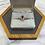 Thumbnail: 18k 1.0 ct pink sapphire ring