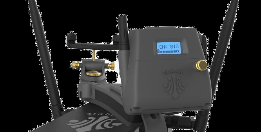 無線電子肩墊+多憑單模組無線接收器