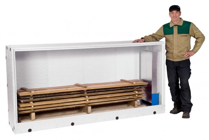 Logosol Essicatore a Sauna