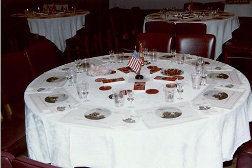 Marine Corps Ball Table Sponsor
