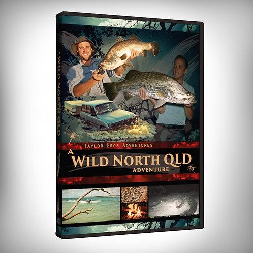 A Wild North QLD Adventure DVD