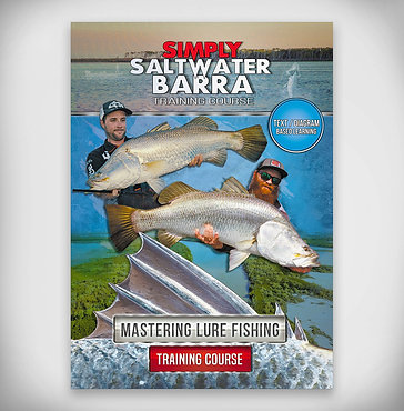 Simply Saltwater Barra - Training Course