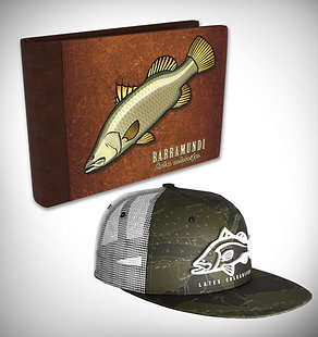 Barra Wallet & Cap - Gift Pack