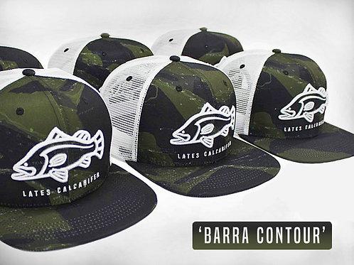Snapback Cap - 'Barra Contour'