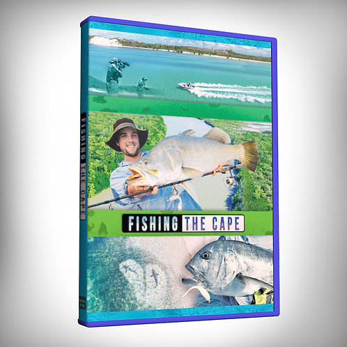 Fishing The Cape DVD