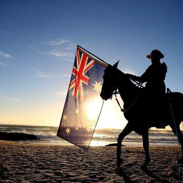 Anzac Day Dawn Beach & Bush Ride