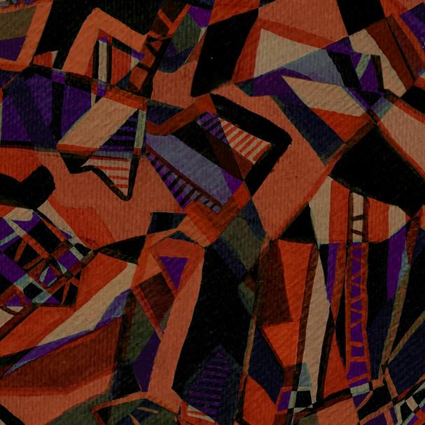 Limbs- Orange and Purple