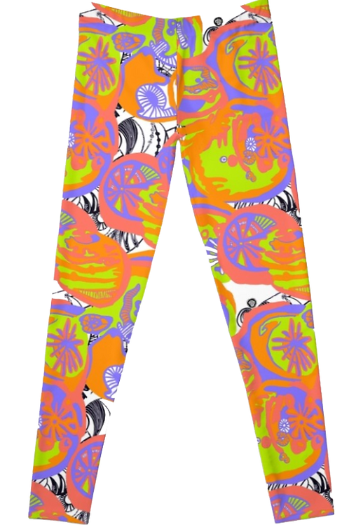 Myna Balls Leggings
