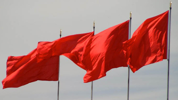 The Spirit Of The Red Flag