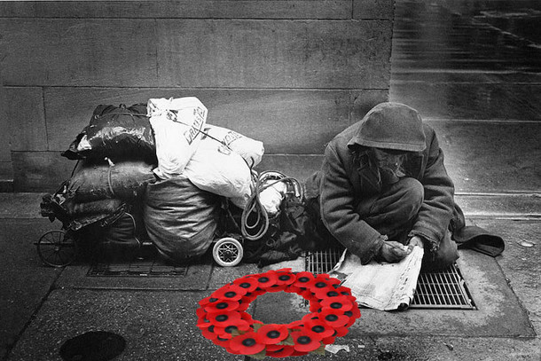 The Real Unknown Soldier - Lest We Forget...
