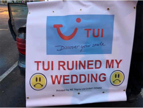 Scaffolding Boss Taking On TUI After Ruined Wedding
