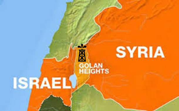 Billions Of Barrels Of Oil Found In The Golan Heights In Syria....