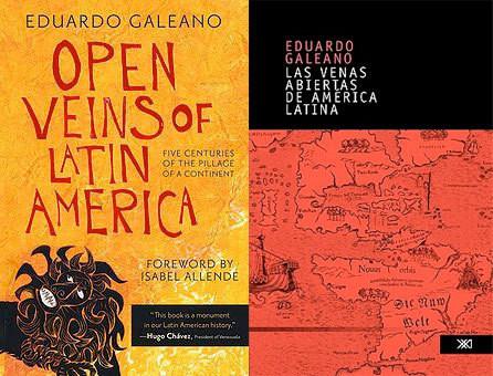 Book Review - Open Veins of Latin America: Eduardo Galeano