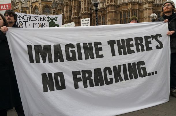 Anti Fracking Tour Hits The Road