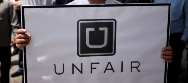 Momentum To Support Uber Drivers In Court On Tuesday