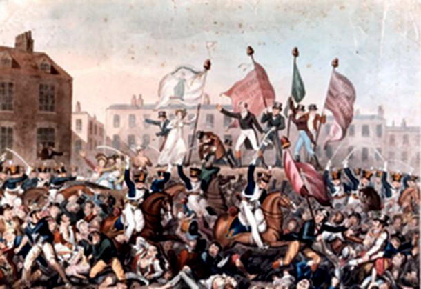 Peterloo: We Are Still Many, They Are Still Few